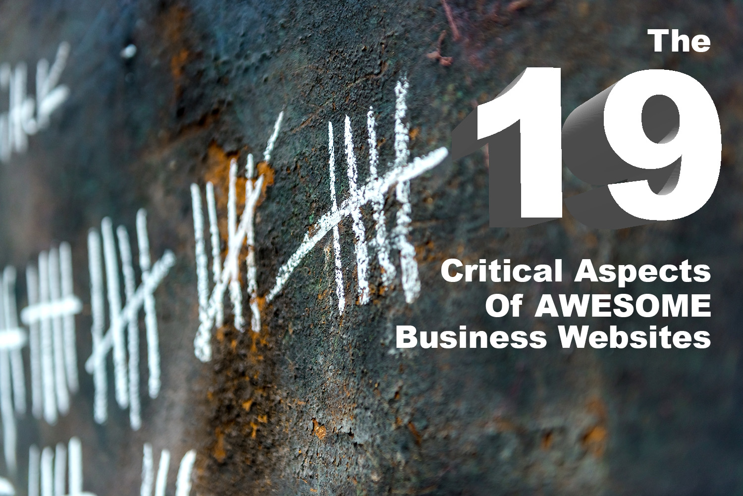 The 19 Critical Aspects Of Awesome Business Websites